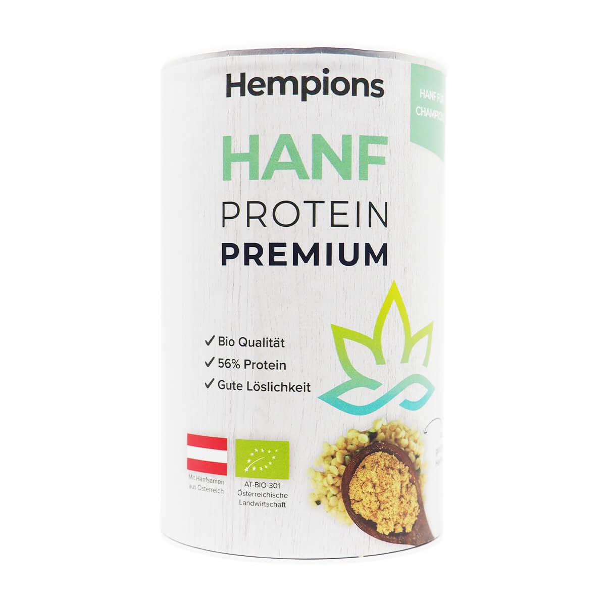 Bio Hanfprotein Premium 175 g