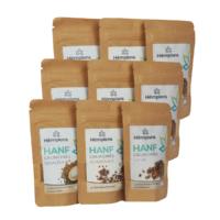 Bio Hanf Crunchies Power-9er