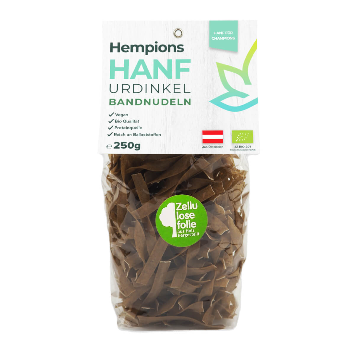Bio Hanf Urdinkel Bandnudeln 250 g