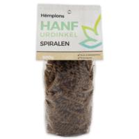 Bio Hanf-Urdinkel Spiralen, 500g