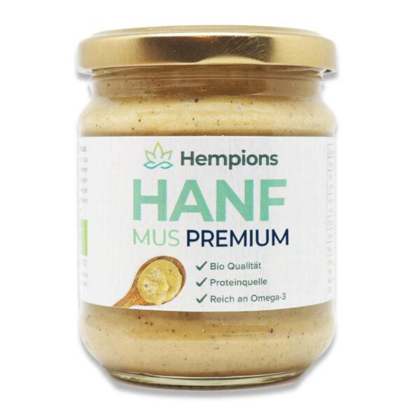 Hanfmus Premium 175g