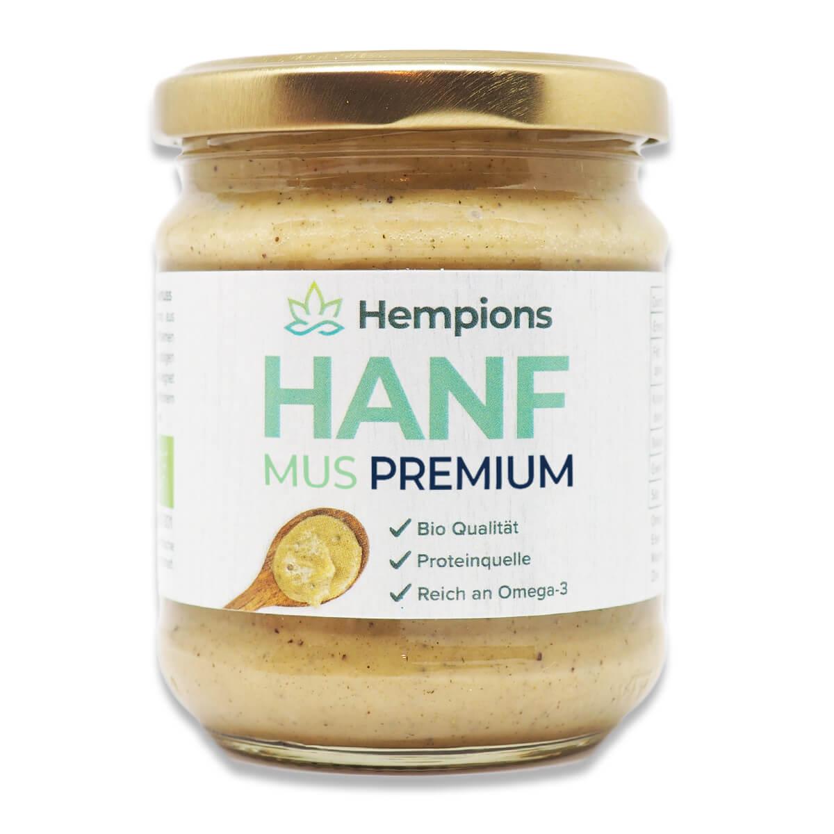 Bio Hanfmus Premium 175 g