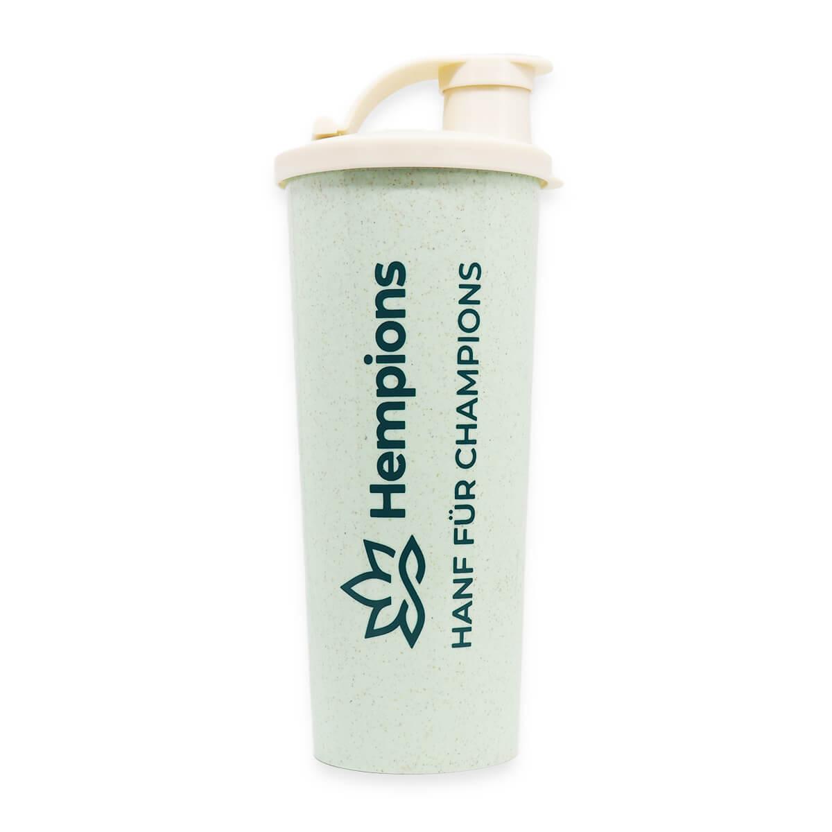 Hempions Bioplastik Shaker Grün