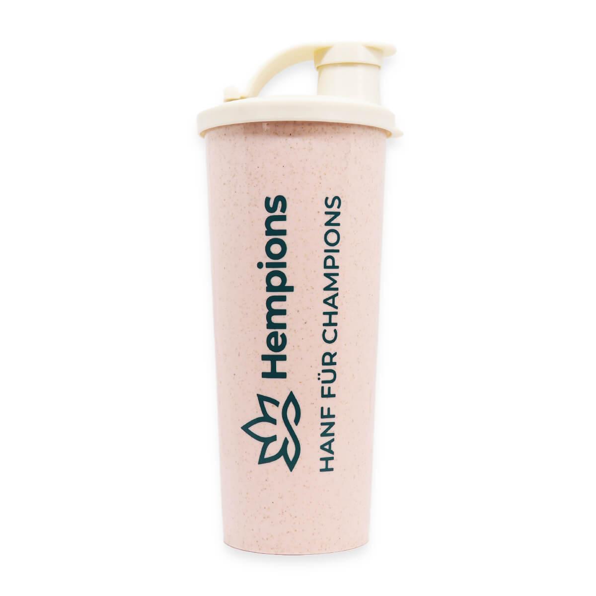 Hempions Bioplastik Shaker Rot