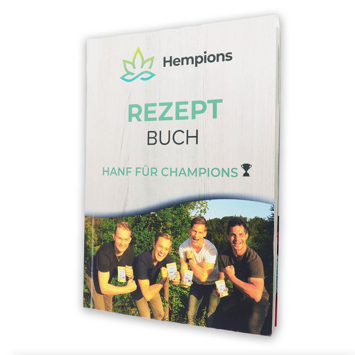 Hempions Rezeptbuch
