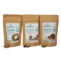 Bio Hanf Crunchies Power-Paket